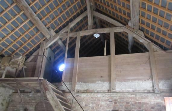 Reconversion d'une grange en gîte et chambres d'hôtes à Ermenonville La Petite 2_1