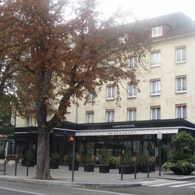 Extension et réhabilitation de l'Amphitryon à Chartres 8