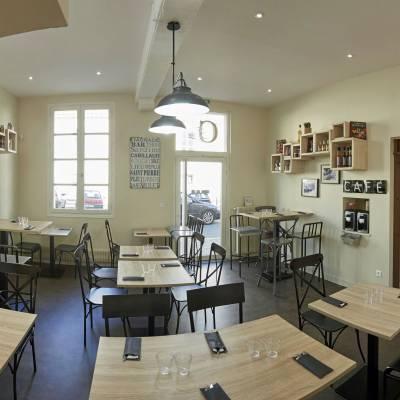 Création du restaurant Oc Seven à Chartres 1