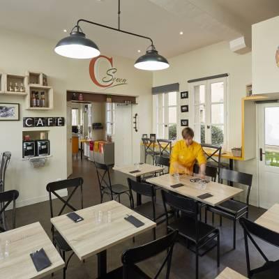 Création du restaurant Oc Seven à Chartres 2