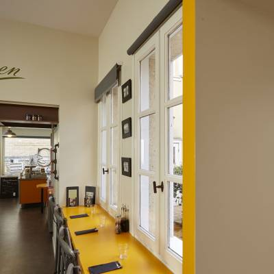 Création du restaurant Oc Seven à Chartres 3