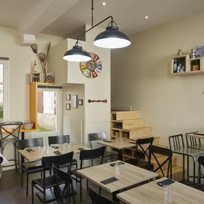 Création du restaurant Oc Seven à Chartres 4