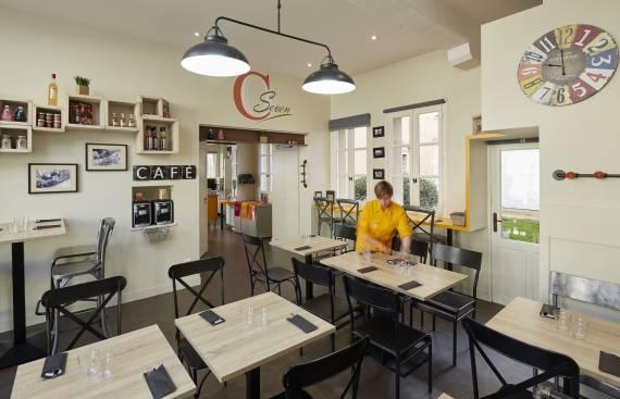 Création du restaurant Oc Seven à Chartres 1_2