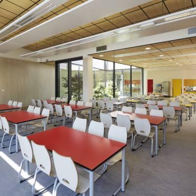 Restaurant scolaire de l'école Victor Hugo à Vernouillet 2