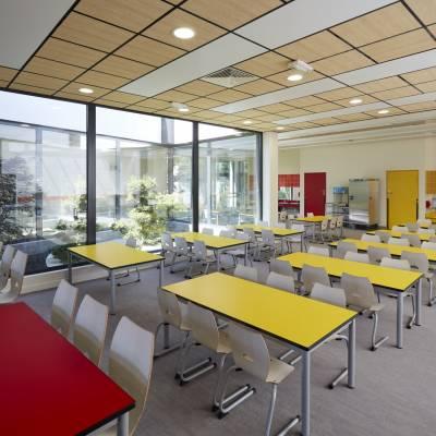 Restaurant scolaire de l'école Victor Hugo à Vernouillet 3
