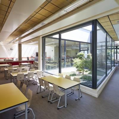 Restaurant scolaire de l'école Victor Hugo à Vernouillet 5