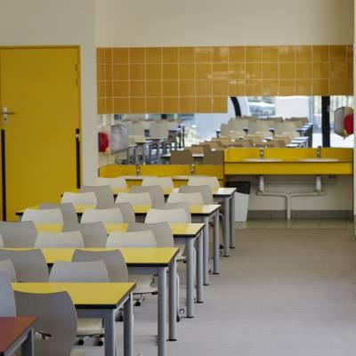 Restaurant scolaire de l'école Victor Hugo à Vernouillet 9