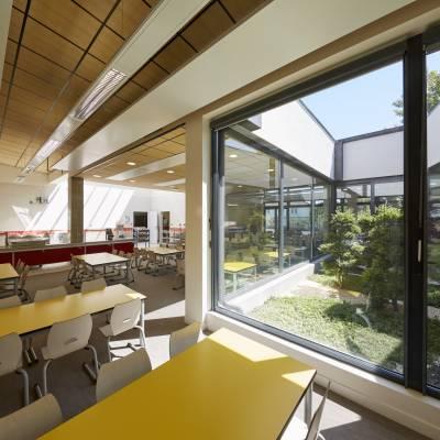 Restaurant scolaire de l'école Victor Hugo à Vernouillet 11