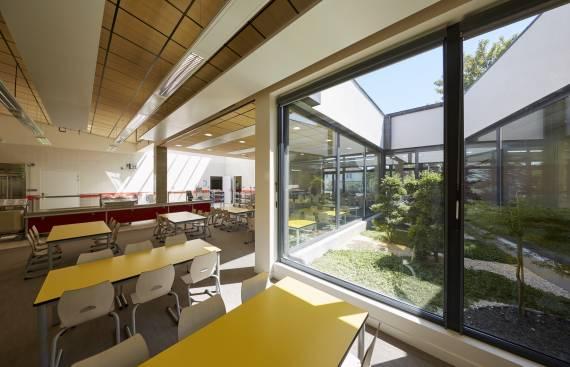 Restaurant scolaire de l'école Victor Hugo à Vernouillet 2_2