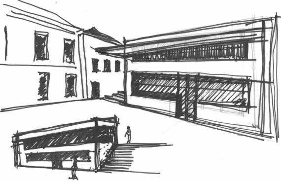 Extension de l'école Saint Jean à Chartres 1_1