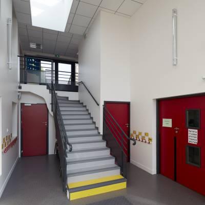 Extension de l'école Saint Jean à Chartres 1