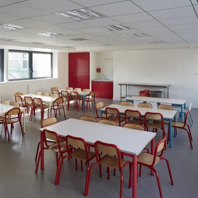 Extension de l'école Saint Jean à Chartres 2