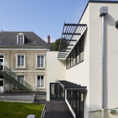 Extension de l'école Saint Jean à Chartres 4