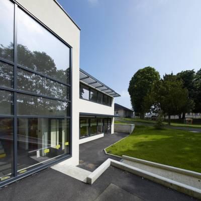 Extension de l'école Saint Jean à Chartres 8